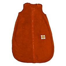 image of Gunamuna Classic Dreams Gunapod Plush Wearable Blanket in Carrot
