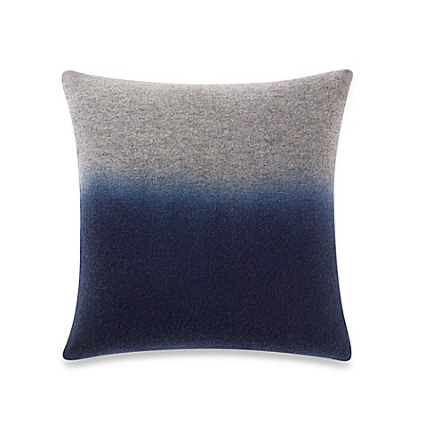 Kenneth Cole Reaction Home Element Ombre Square Throw