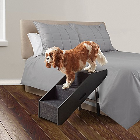 Buy Pawslife Deluxe Convertible Pet Step Ramp From Bed Bath Beyond