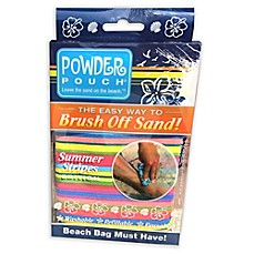 image of Powder Pouch® Sand Remover - Pink