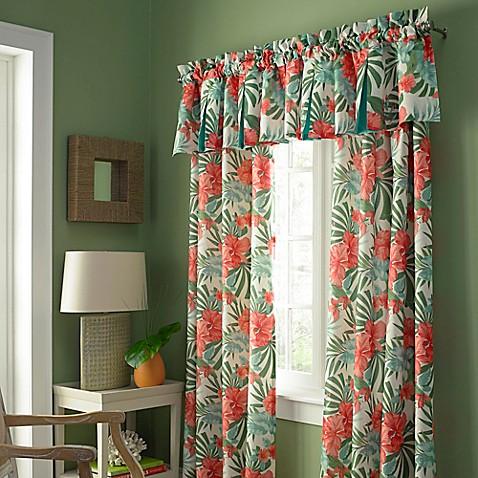 Pompano Grommet Window Curtain Panel Bed Bath Amp Beyond