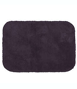 Tapete para baño de Nylon Comforel® Wamsutta® Duet color púrpura azulado