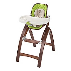 image of Summer Infant® Bentwood High Chair in Green