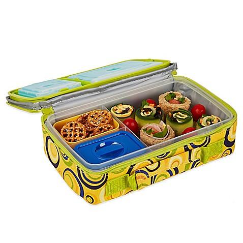fit fresh bento lunch box kit bed bath beyond. Black Bedroom Furniture Sets. Home Design Ideas