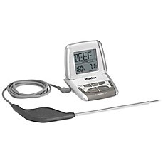 image of Polder® Deluxe Preset Oven Cooking Thermometer with Ultra Probe