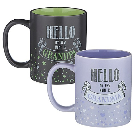 Grasslands road 12 oz hello my new name is for Grasslands road mugs