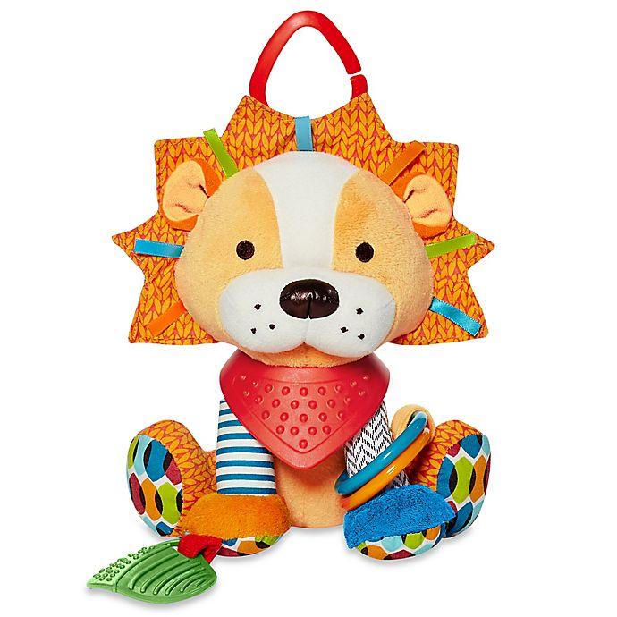 Alternate image 1 for SKIP*HOP® Lion Bandana Buddies Activity Toy