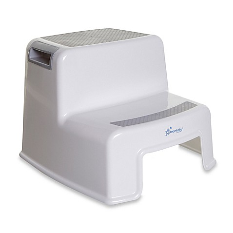 image of Dreambaby® Two-Step Stool  sc 1 st  Bed Bath u0026 Beyond & Potty Training - Potty Seat Step Stool Books u0026 more - Bed Bath ... islam-shia.org