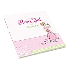 image of Lillian Rose™ Flower Girl Keepsake Book
