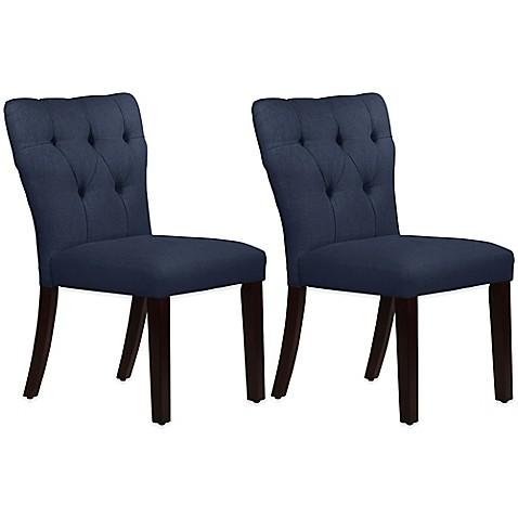 Buy Skyline Furniture Violeta Tufted Hourglass Dining