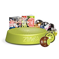 image of Zumba® Incredible Results™ DVD Set