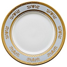 image of Philippe Deshoulieres Orsay Dinner Plate in Powder Blue