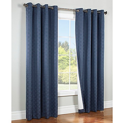 Commonwealth Home Fashions Irongate Insulated Blackout