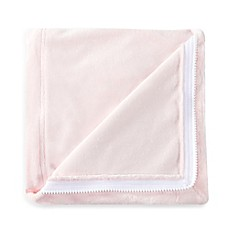 image of QuickZip® Extra Zipper Crib Sheet in Pink Mink