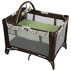 image of Graco® Pack 'n Play® On-the-Go Travel Playard in Zuba™
