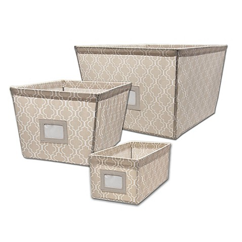 Canvas storage bins hot sale 100 cotton canvas cartoon for Navy bathroom bin