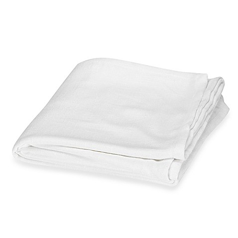 Wamsutta® Vintage Verona Full/Queen Blanket in White