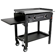 image of Blackstone® 1517 2-Burner Griddle Gas Cooking Station