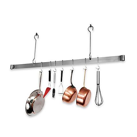 Enclume Reg 60 Inch Offset Hook Ceiling Bar Rack