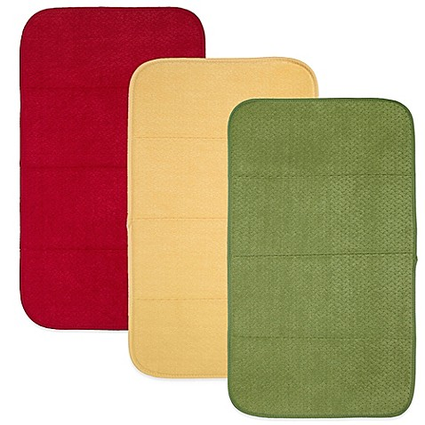 All Clad Reversible Dish Drying Mat Bed Bath Amp Beyond