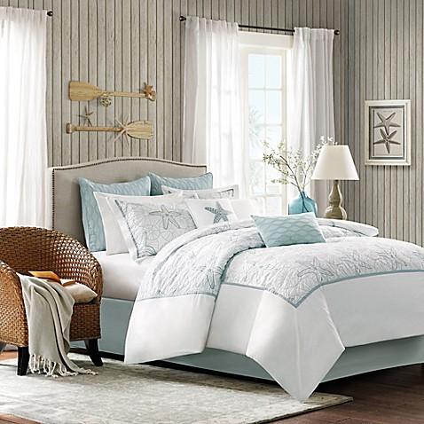Harbor House Maya Bay Comforter Set In White Bed Bath