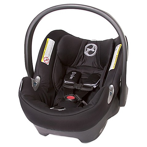 cybex platinum aton q infant car seat in black beauty. Black Bedroom Furniture Sets. Home Design Ideas