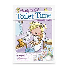 image of Ready to Go Toilet Time Potty: A Training Kit for Girls by Dr. Janet Hall