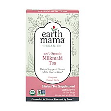 image of Earth Mama Angel Baby® 16-Count Organic Milkmaid Tea