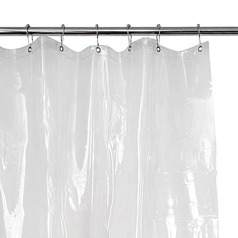Eva 70 Inch X 71 Inch Vinyl Shower Curtain Liner Bed Bath Beyond