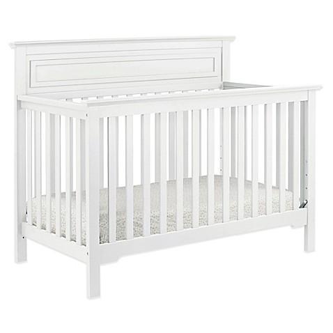 DaVinci Autumn 4-in-1 Convertible Crib in White - DaVinci Autumn 4-in-1 Convertible Crib In White - Buybuy BABY
