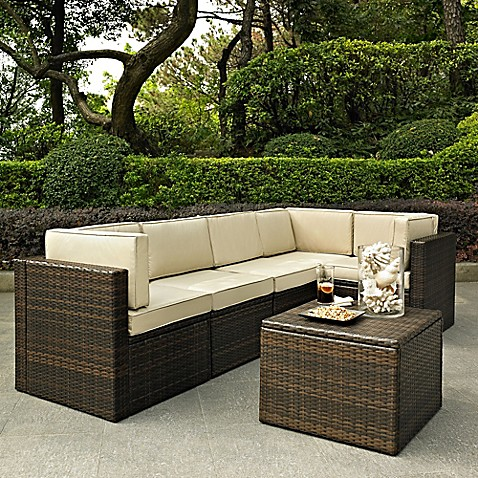 Image Of Crosley Palm Harbor Patio Furniture Collection