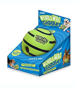 Pelota de juguete de vinilo Wobble Wag Giggle™ para perro