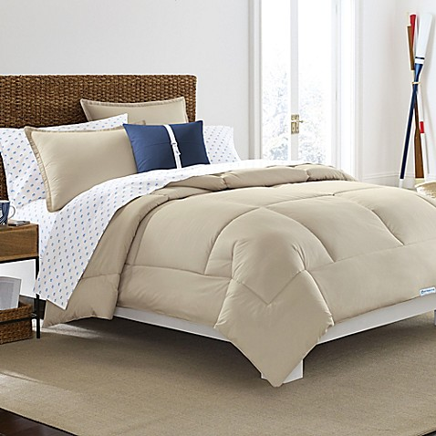 Southern tide solid comforter bed bath beyond for Southern tide bedding