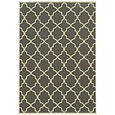 image of Oriental Weavers Riviera Trellis Indoor/Outdoor Rug