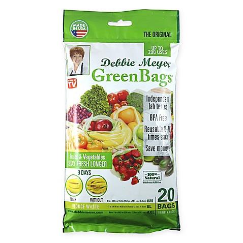 Debbie Meyer Green Bags Trade
