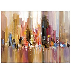 Merveilleux Image Of City Spree Canvas Wall Art