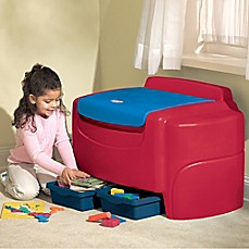 image of Little Tikes® Sort 'n Store Toy Chest
