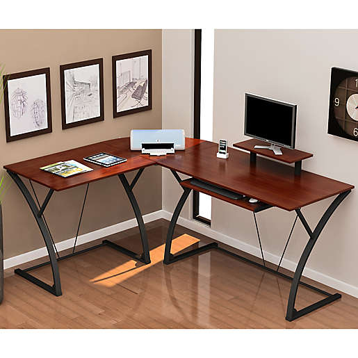 Z Line Designs Khloe L Computer Desk, Z Line Furniture