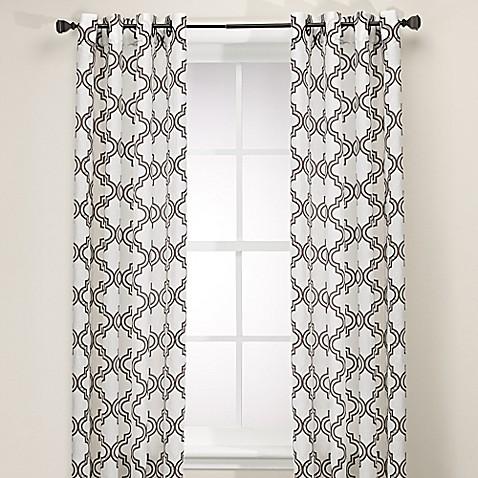 Admiral Penby Grommet Window Curtain Panels Bed Bath