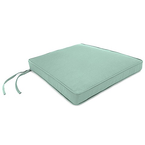 Buy 18 Inch X 20 1 2 Inch Trapezoid Chair Cushion In Sunbrella Canvas Spa Fr