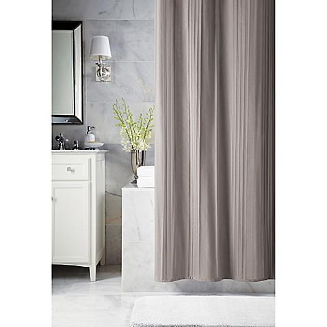 beige striped shower curtain. Wamsutta reg  Classic Stripe Shower Curtain Bed Bath Beyond