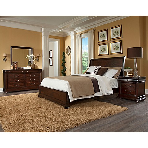 buy klaussner parkview 6 piece california king bedroom set from bed