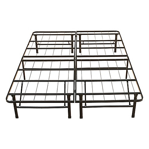 e rest metal platform bed frame