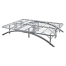 image of E-Rest Arch Metal Platform Bed Frame