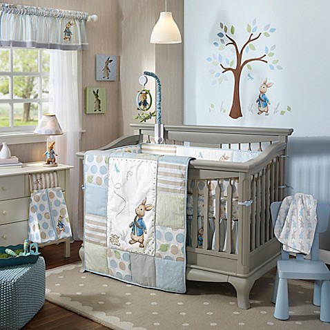 Lambs Amp Ivy 174 Peter Rabbit Crib Bedding Collection