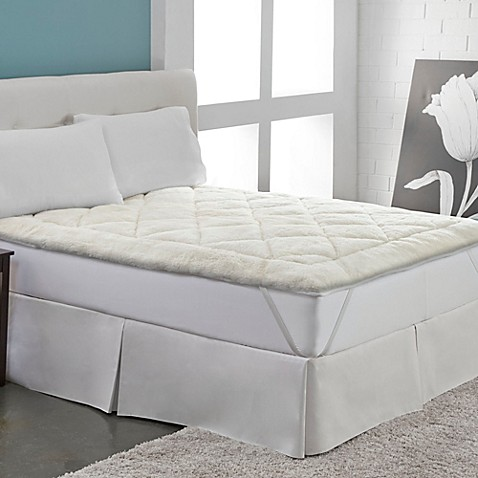 Theic Mattress Pads Toppers Bed Bath Beyond