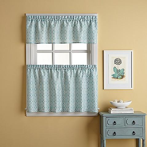 Casablanca Window Curtain Valance Bed Bath Amp Beyond