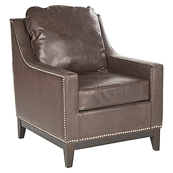 image of Safavieh Colton Club Chair  sc 1 st  Bed Bath \u0026 Beyond & Recliners \u0026 Chairs - Metal Plastic Wood Chairs and more - Bed ... islam-shia.org
