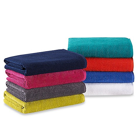 Anthology™ Solid Piece-Dyed Bath Towel Collection