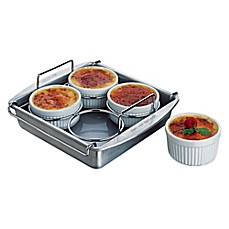 image of Chicago Metallic™ 6-Piece Crème Brulee Set
